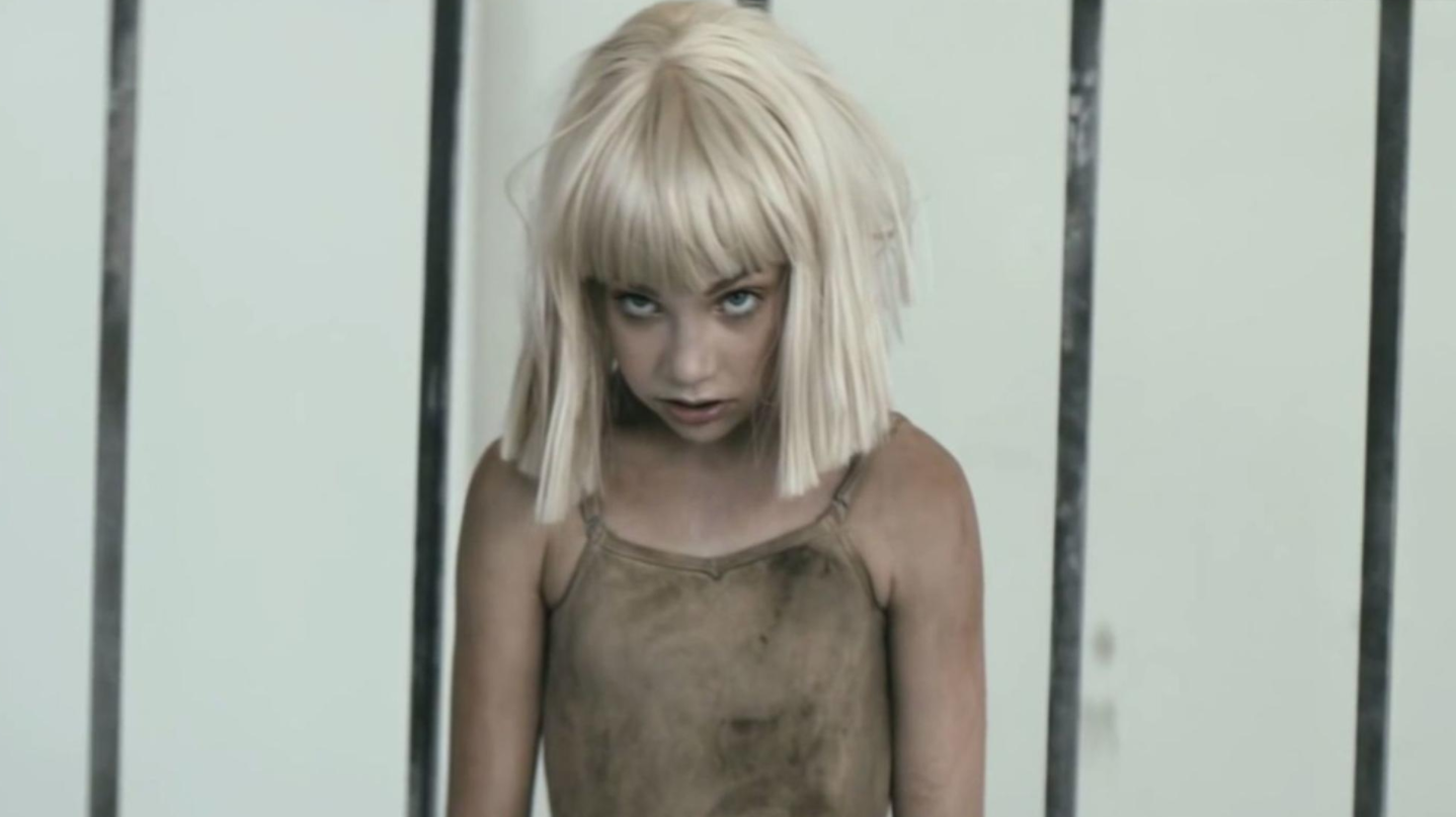Maddie Ziegler in Sia's Elastic Heart music video