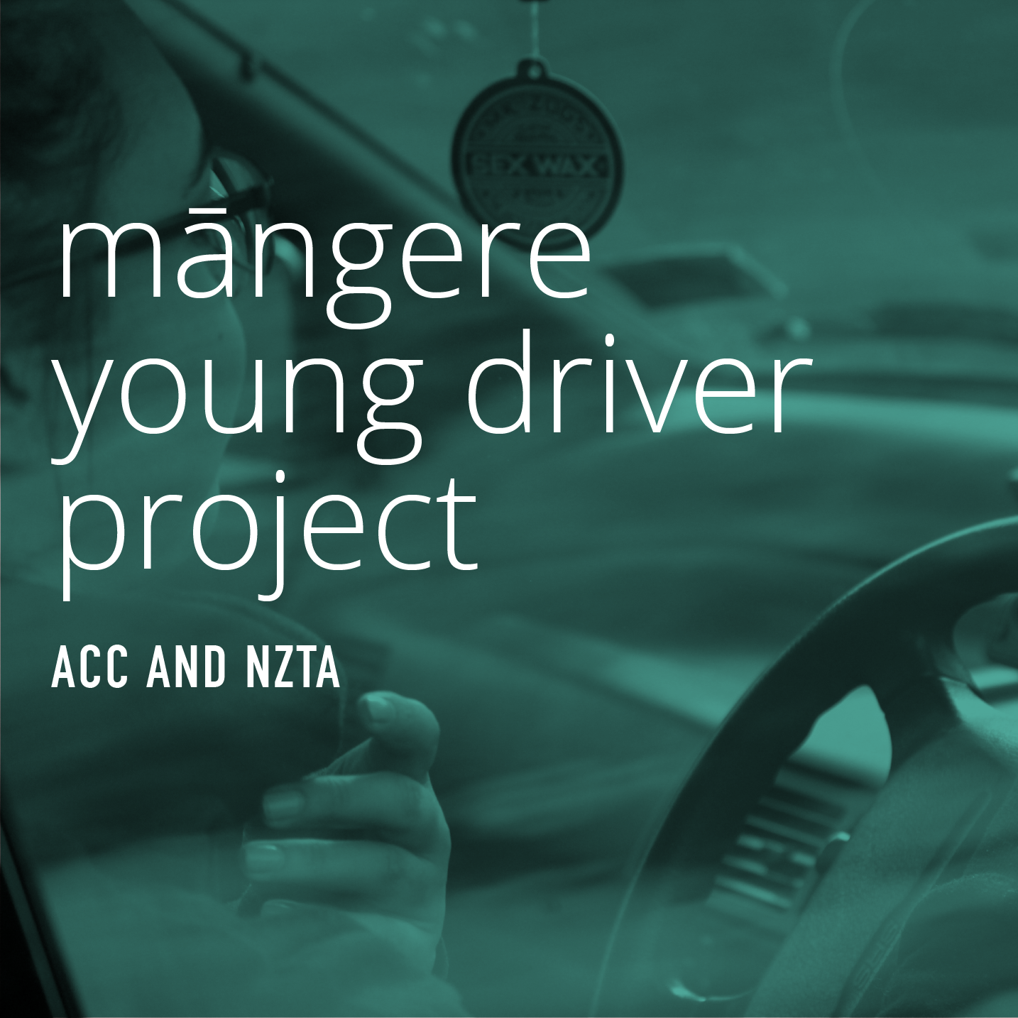 ACC: Young Drivers in Mangere