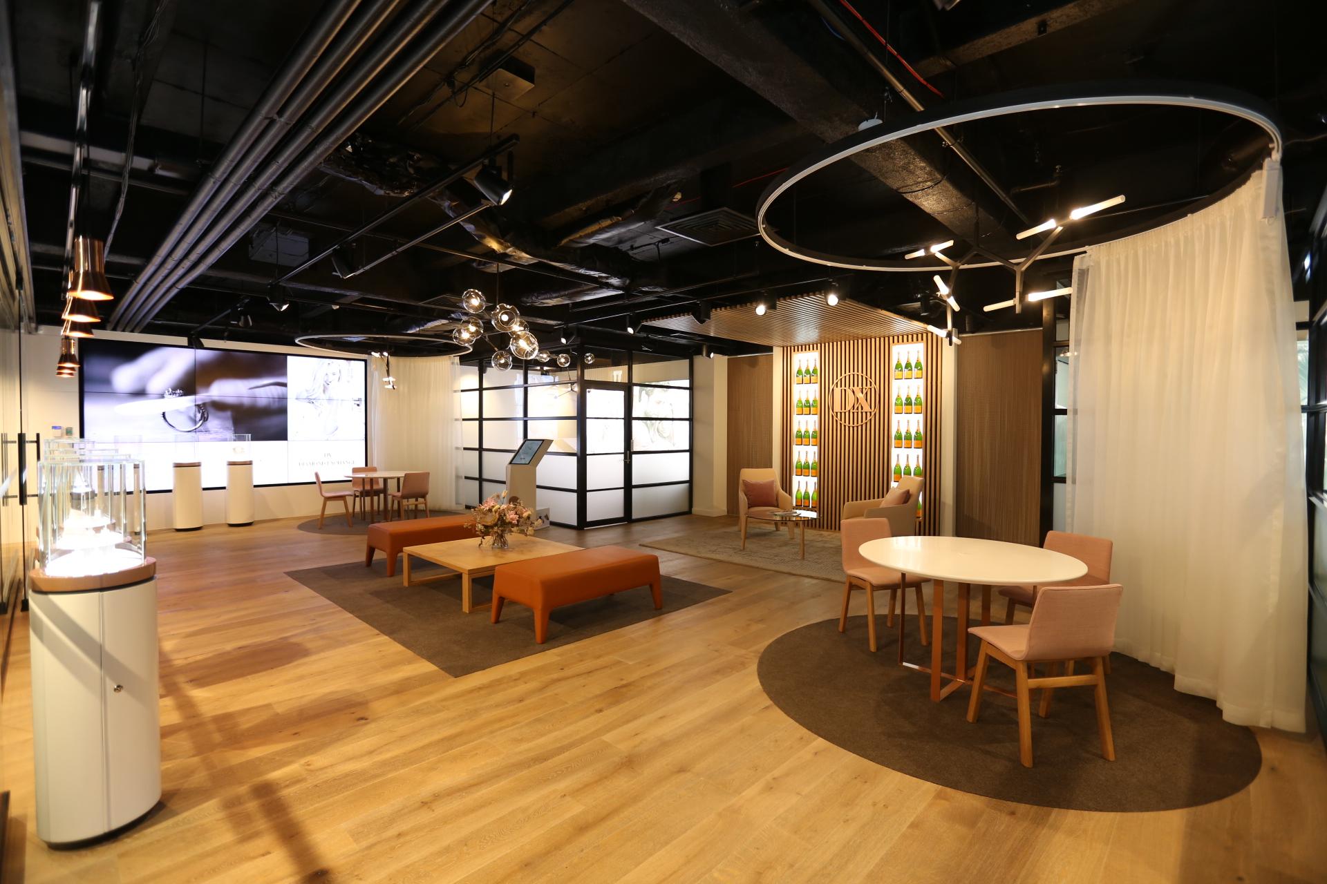 Bespoke Retail Interior