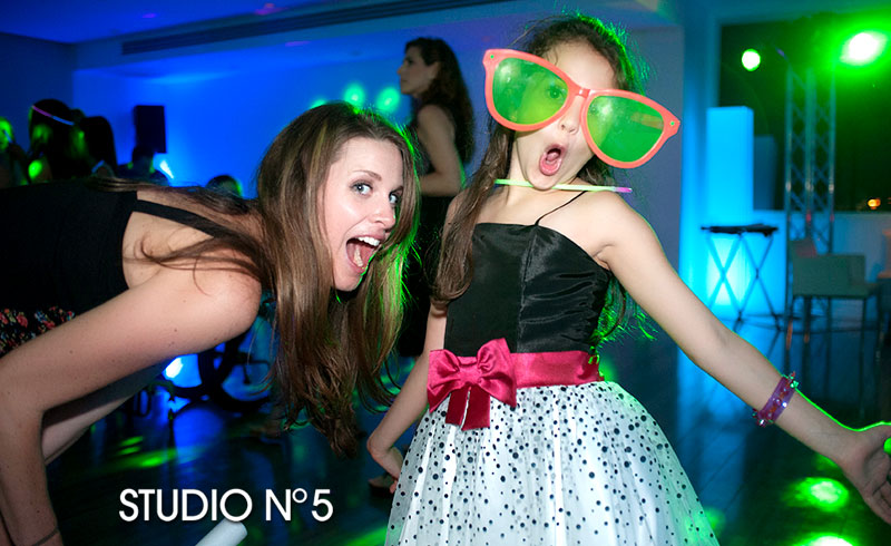 Party Photography for your Bar Mitzvah.
