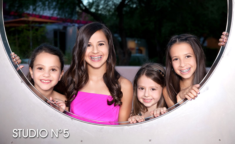 Mitzvah Party Photography