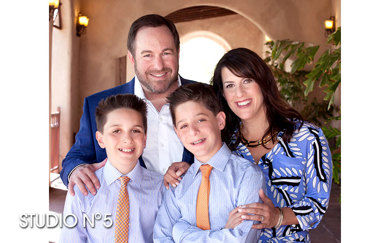 Mitzvah photography at DC Ranch Country Club.