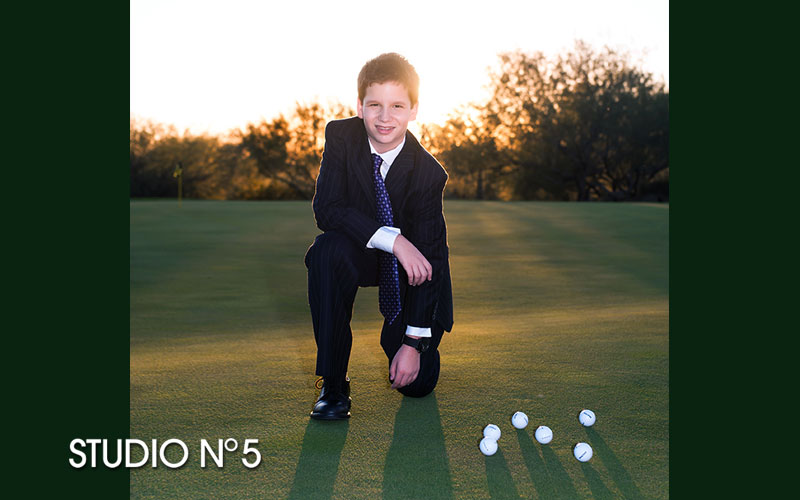 Mitzvah photography at Troon North Country Club