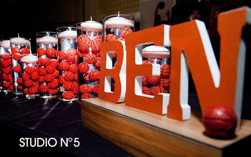 Bar Mitzvah Candle Lighting Ideas