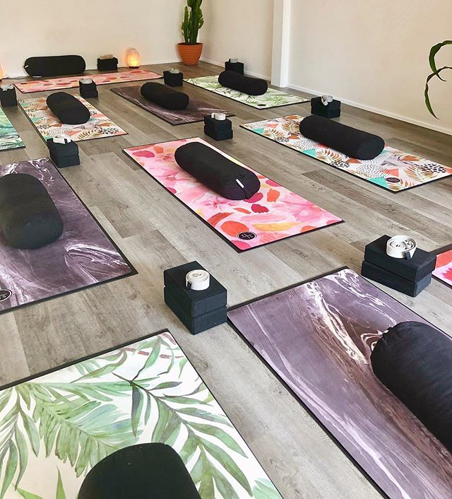 Y+S Yoga Mats 😍 - Be proud to roll out your mat
