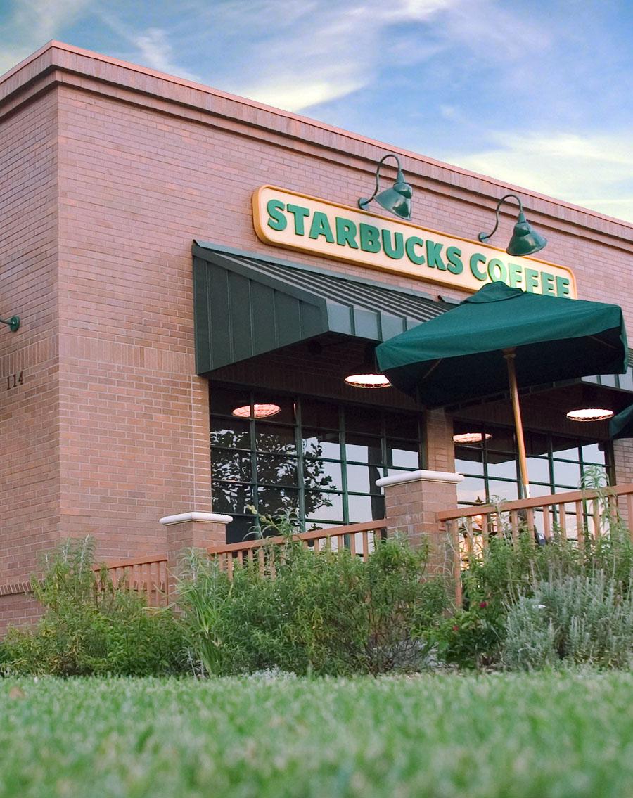 San Dimas Starbucks
