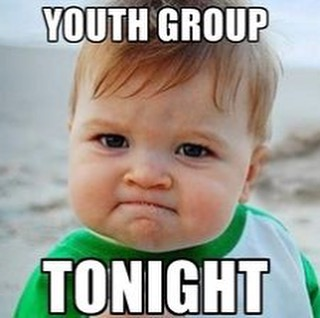 Come hang out. 6-8 PM at KIPP/STRIVE (18250 E 51st. Ave.). Food, games, friends, Jesus. #nuffsaid