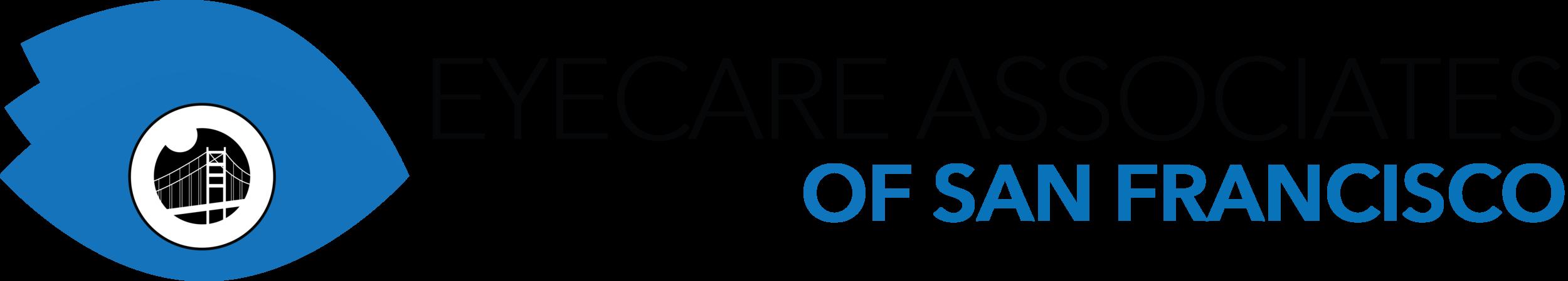 eyecare associates of san francisco logo