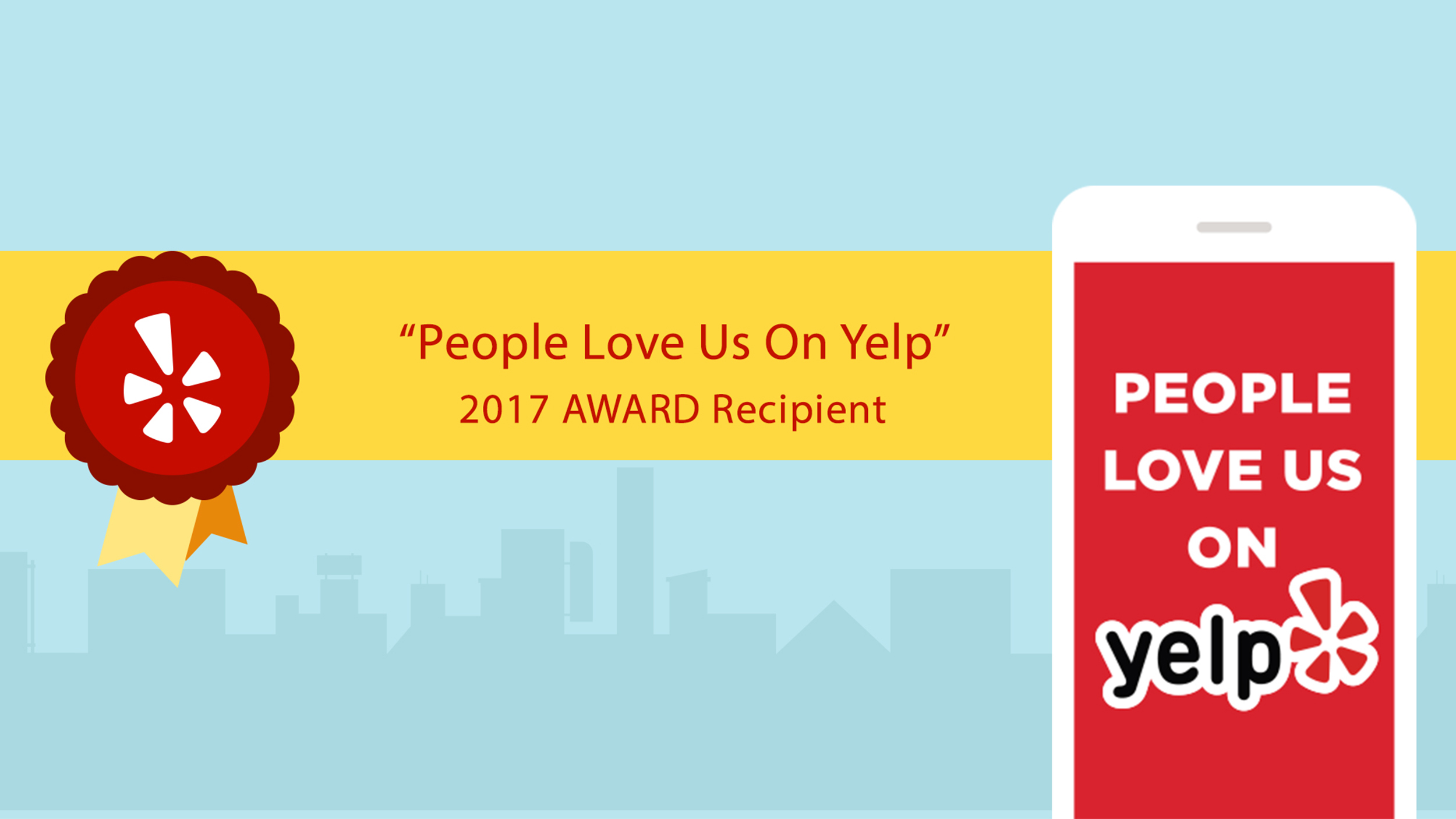 ECASF Yelp Award