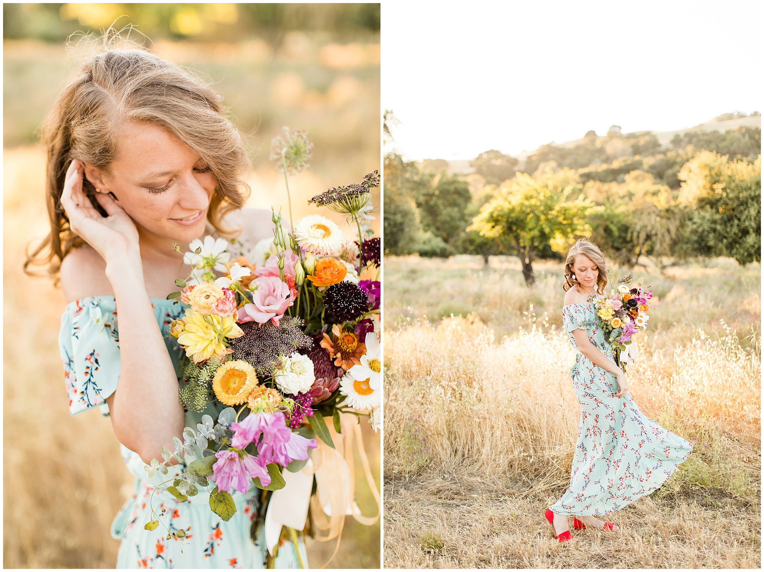 2019 bay area wedding photographer colorful florals flowers styled engagement session Angela Sue Photography_0012.jpg