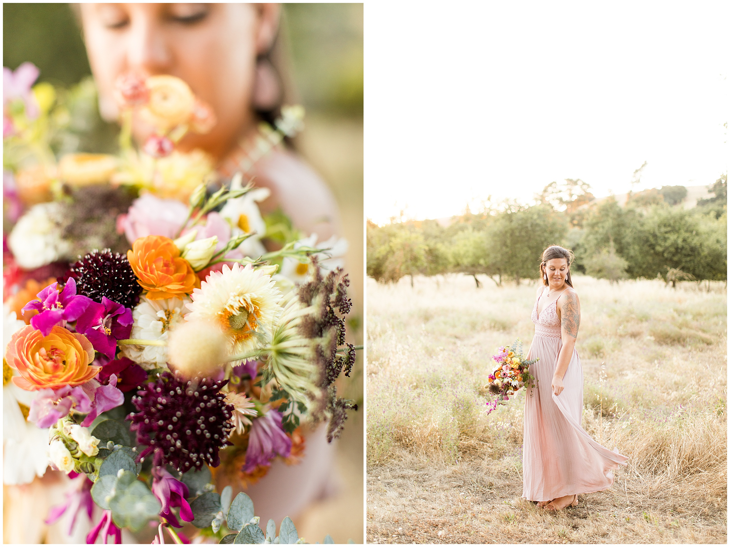 2019 bay area wedding photographer colorful florals flowers styled engagement session Angela Sue Photography_0034.jpg