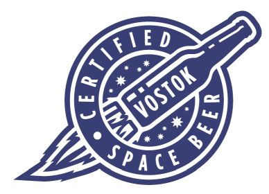 Vostok Space beer sm logo.jpg