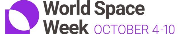 World Space Week logo