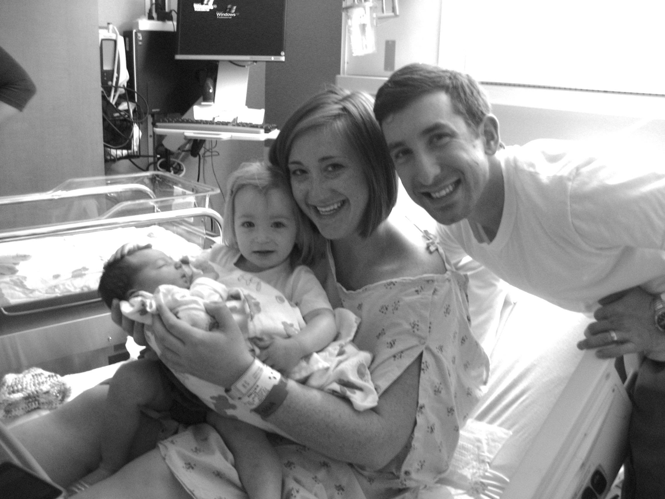 Amy Lynne — born May 24, 2011