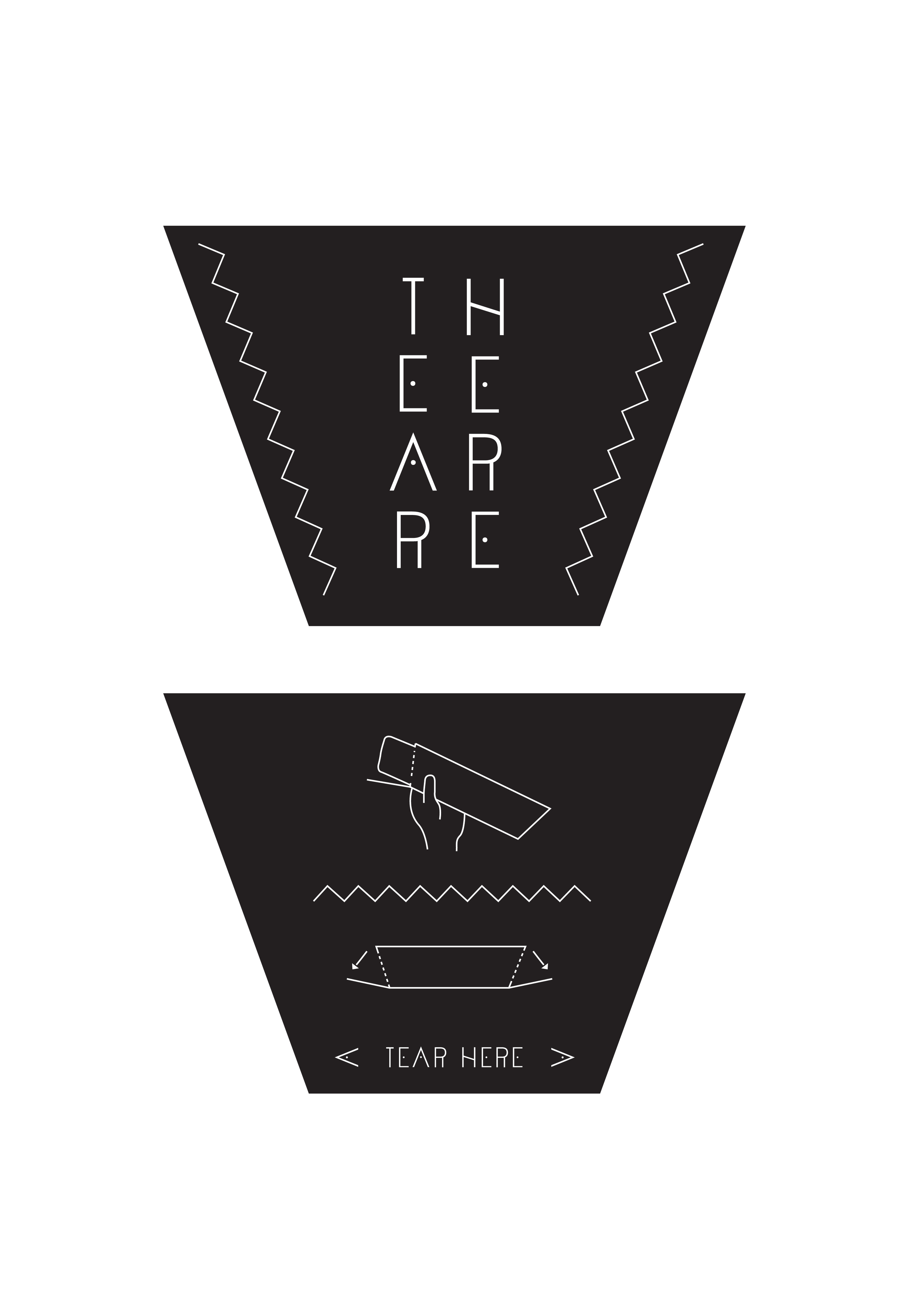 View on the sides of the packaging design for Palæo's wraps showing instructions