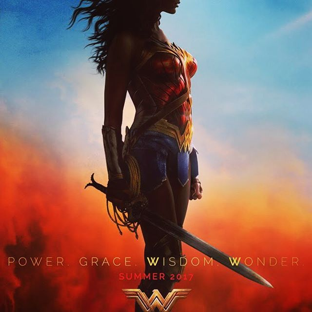 Follow me @wilkinsonmartin if you like my #costume #design for #wonderwoman , featured in #justiceleague , and updated by Lindy Hemming in the new #film teased at #comiccon