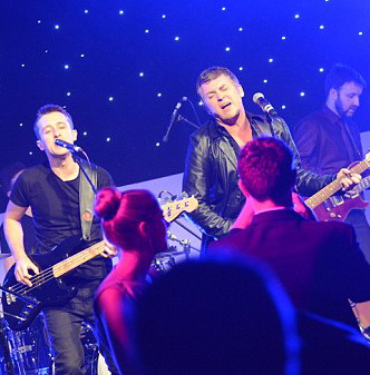 Shane Richie and The Prelude