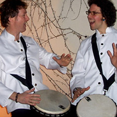 The Drum Waiters