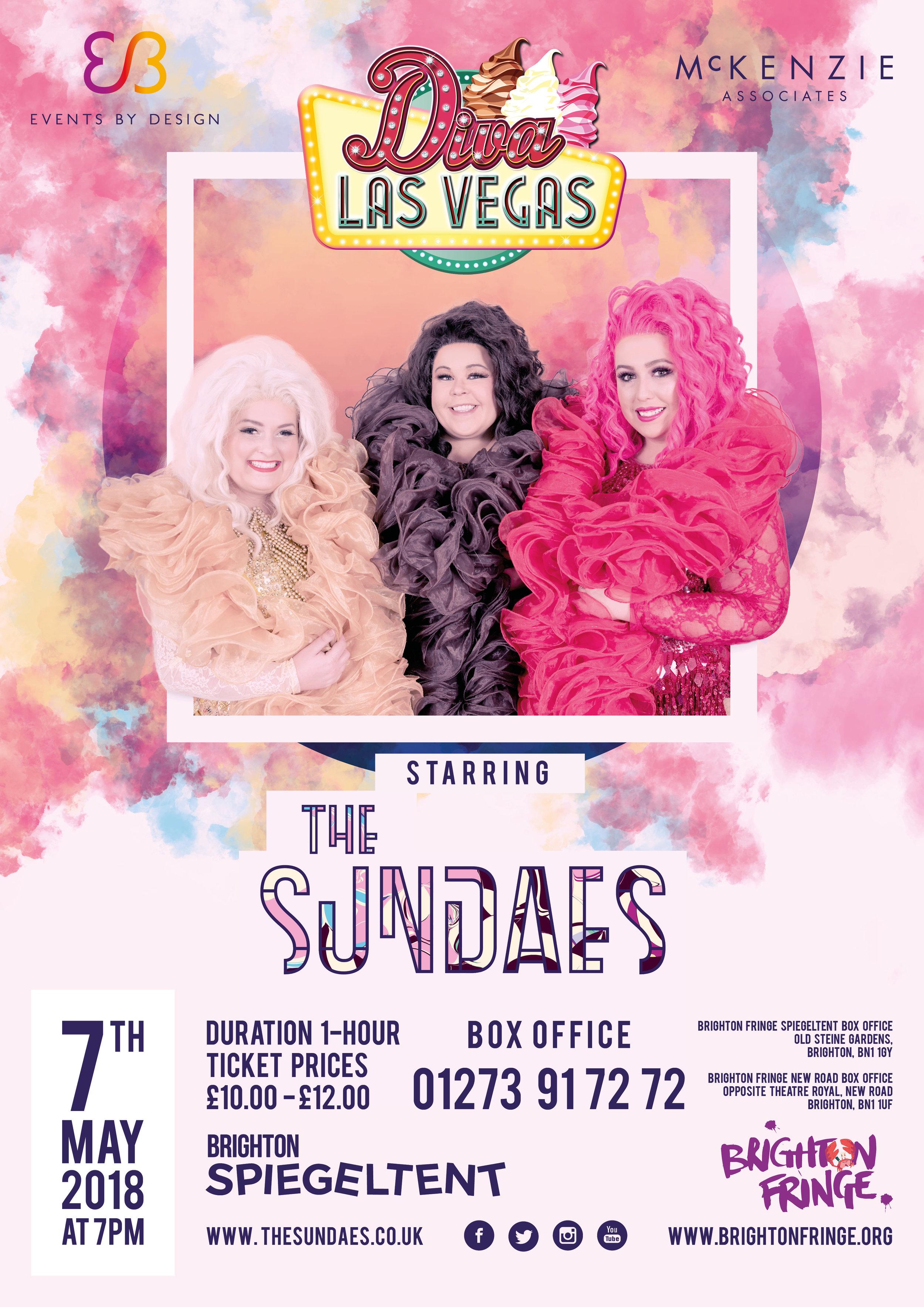 Sundaes - Brighton Fringe Festival 2018