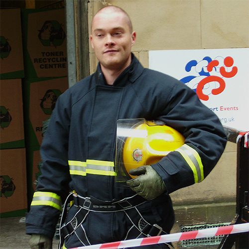 Jonny ward - MHFA Instructor, Psychotherapist, Public Speaker and FirefighterWith a unique range of experiences and skills Jonny's routes are in the Emergency Services. Having dealt with crises and mental health problems at the sharp end, Jonny has diversified and moved his skills into psychotherapy & MHFA training, whilst still remaining in the 999 services. Honest, open, insightful and energetic, Jonny's challenges stigma and smashes through boundaries.