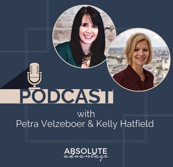 Episode 184 Rising Through Adversity. The Absolute Advantage Podcast with Kelly Hatfield