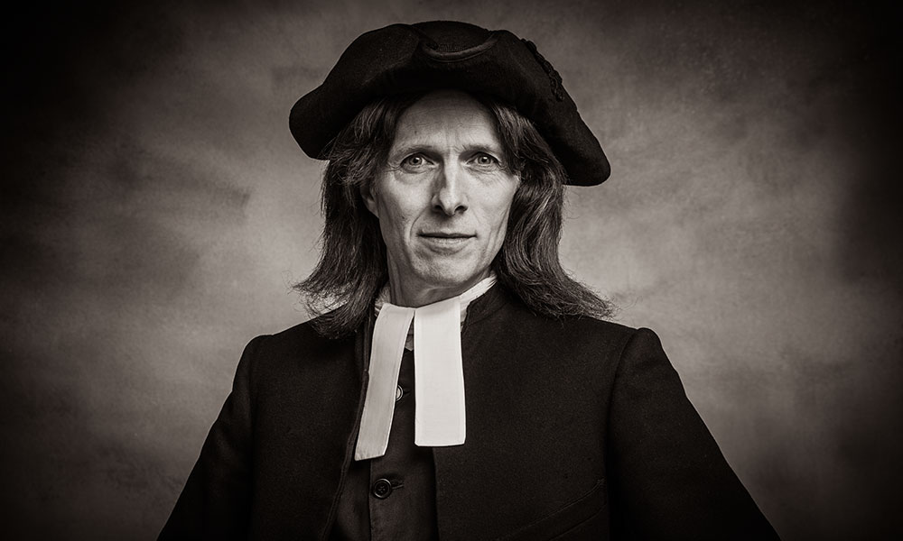 An Evening with John Wesley
