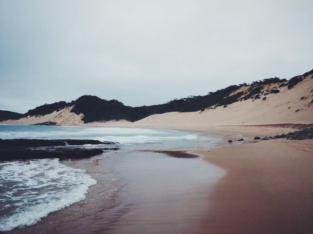 Crescent Bay (photo courtesy of Tom Bryan