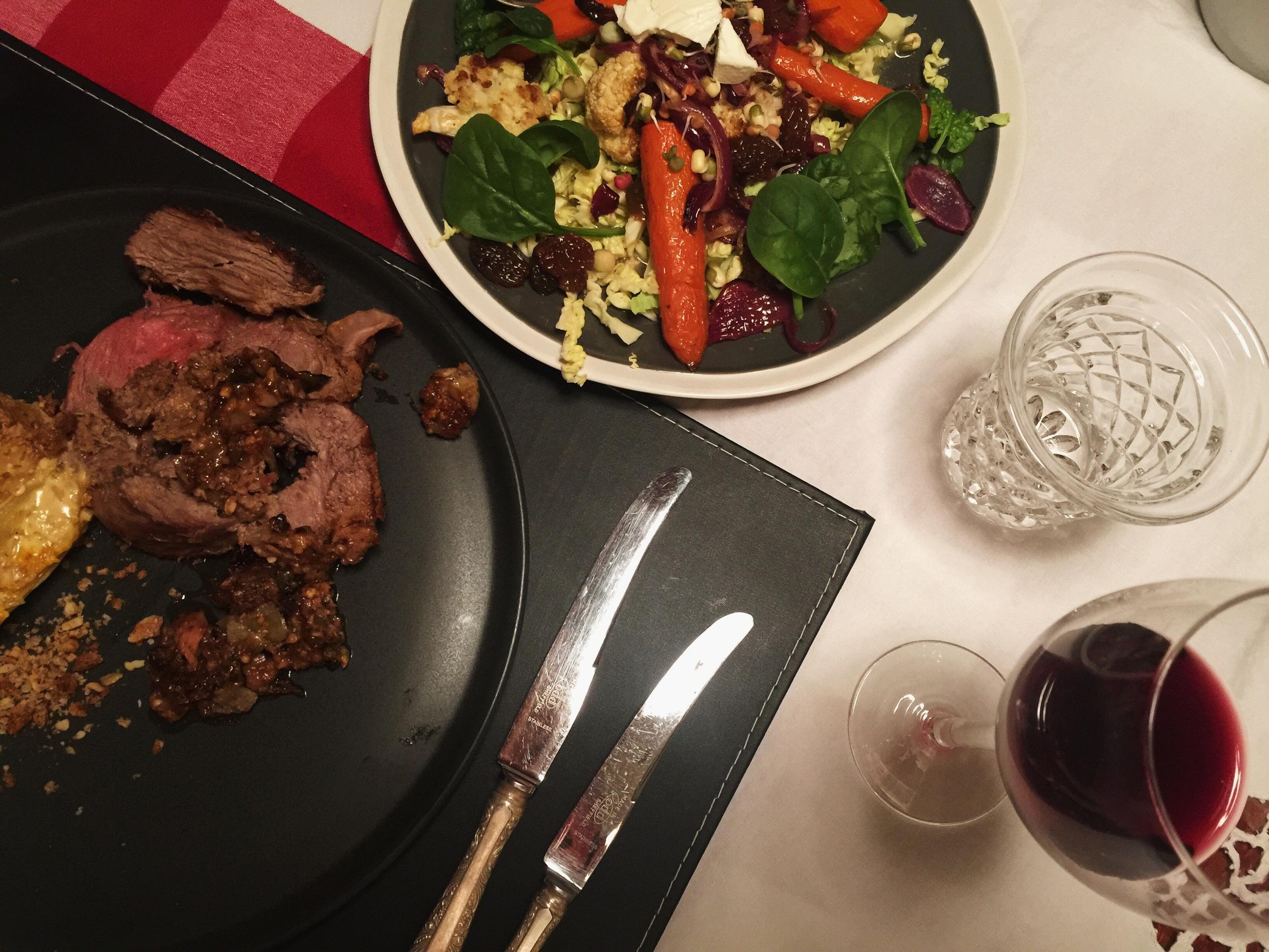 Stanton roast lamb