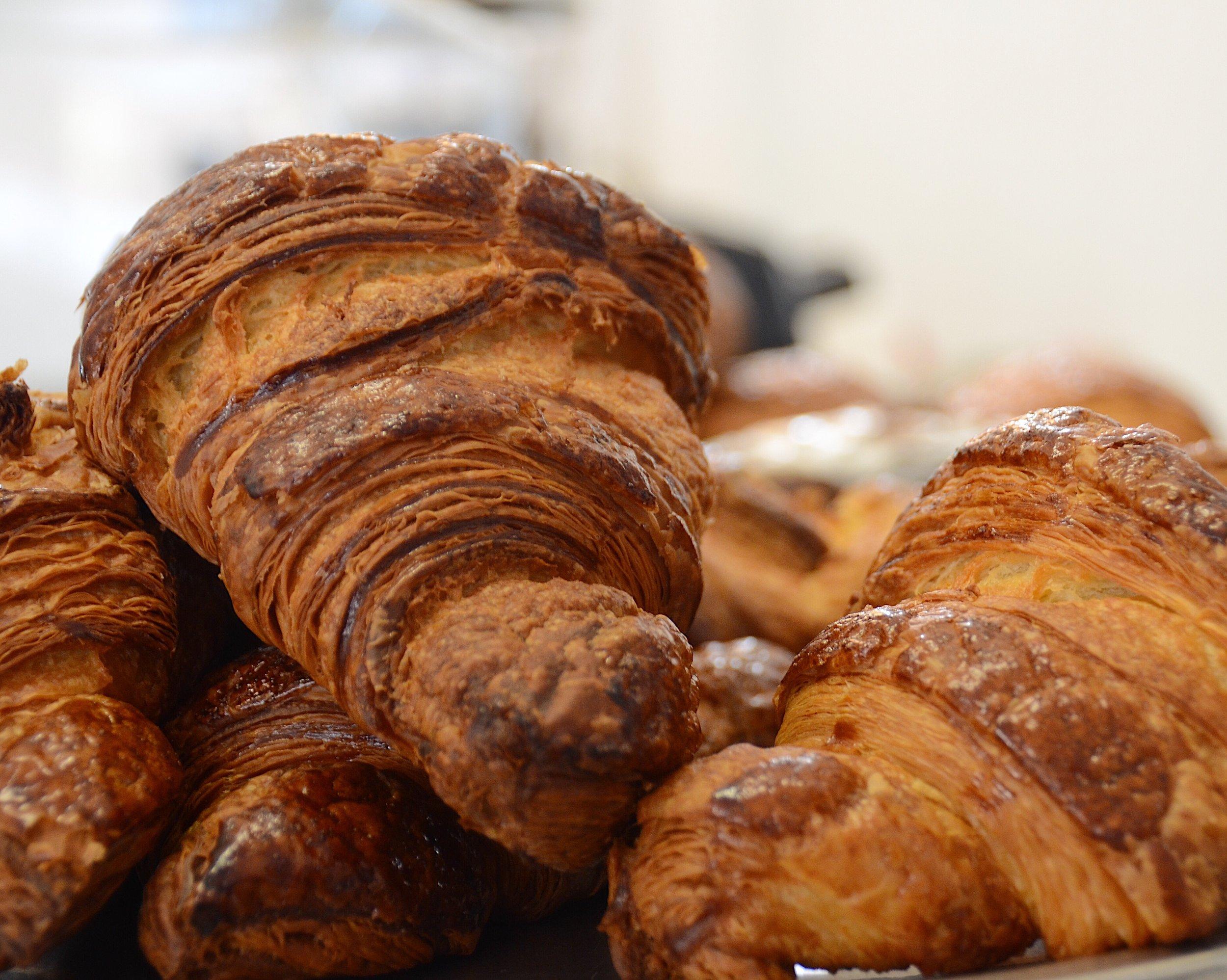 Sweet Envy Croissants