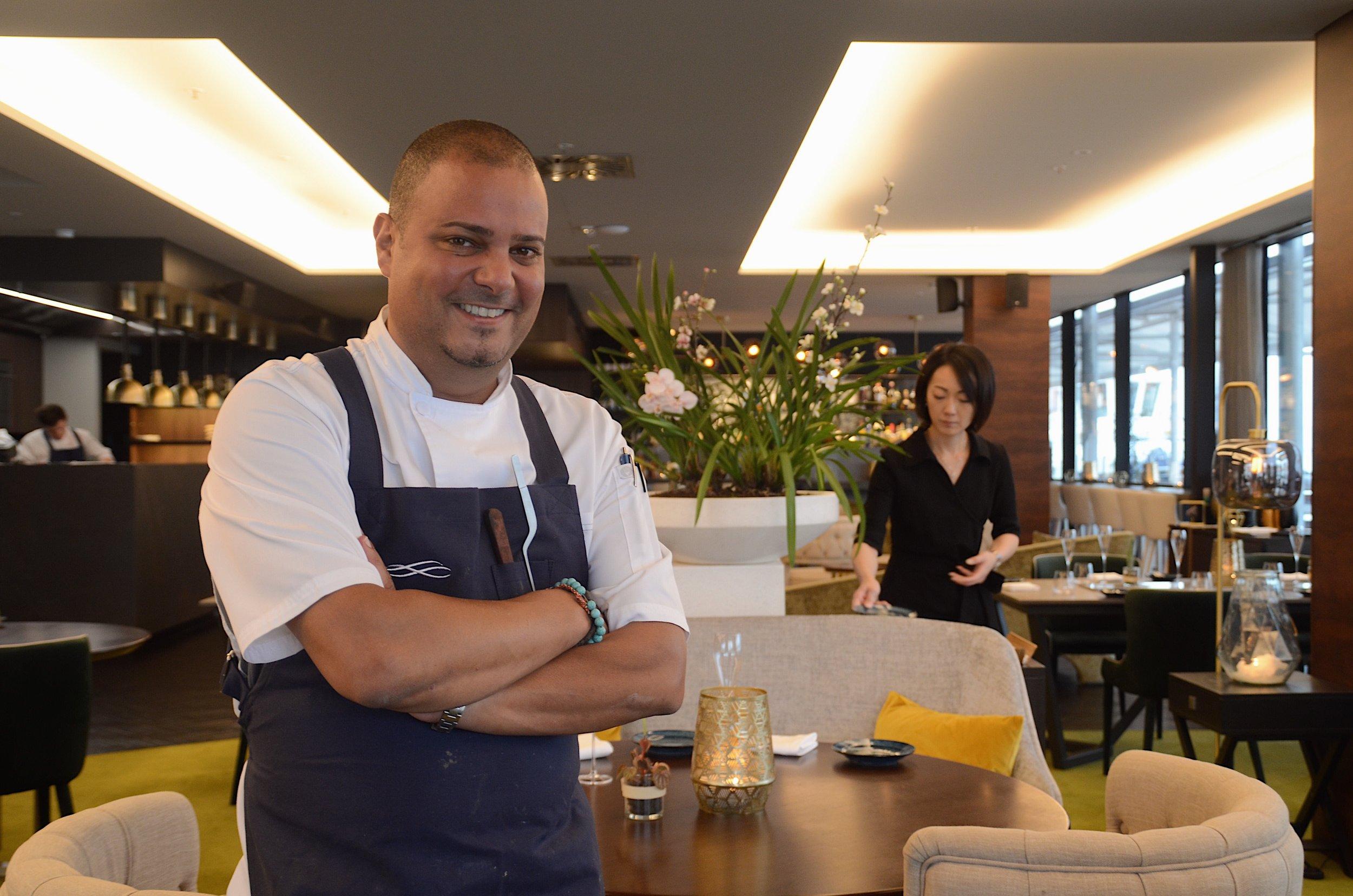 Ruben Koopman, Executive Chef and Director of Hospitality