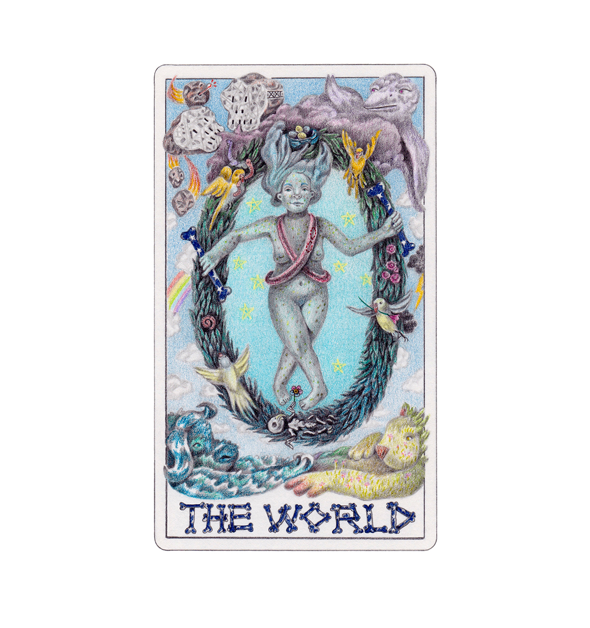 The world Tarot 200 with mask .jpg