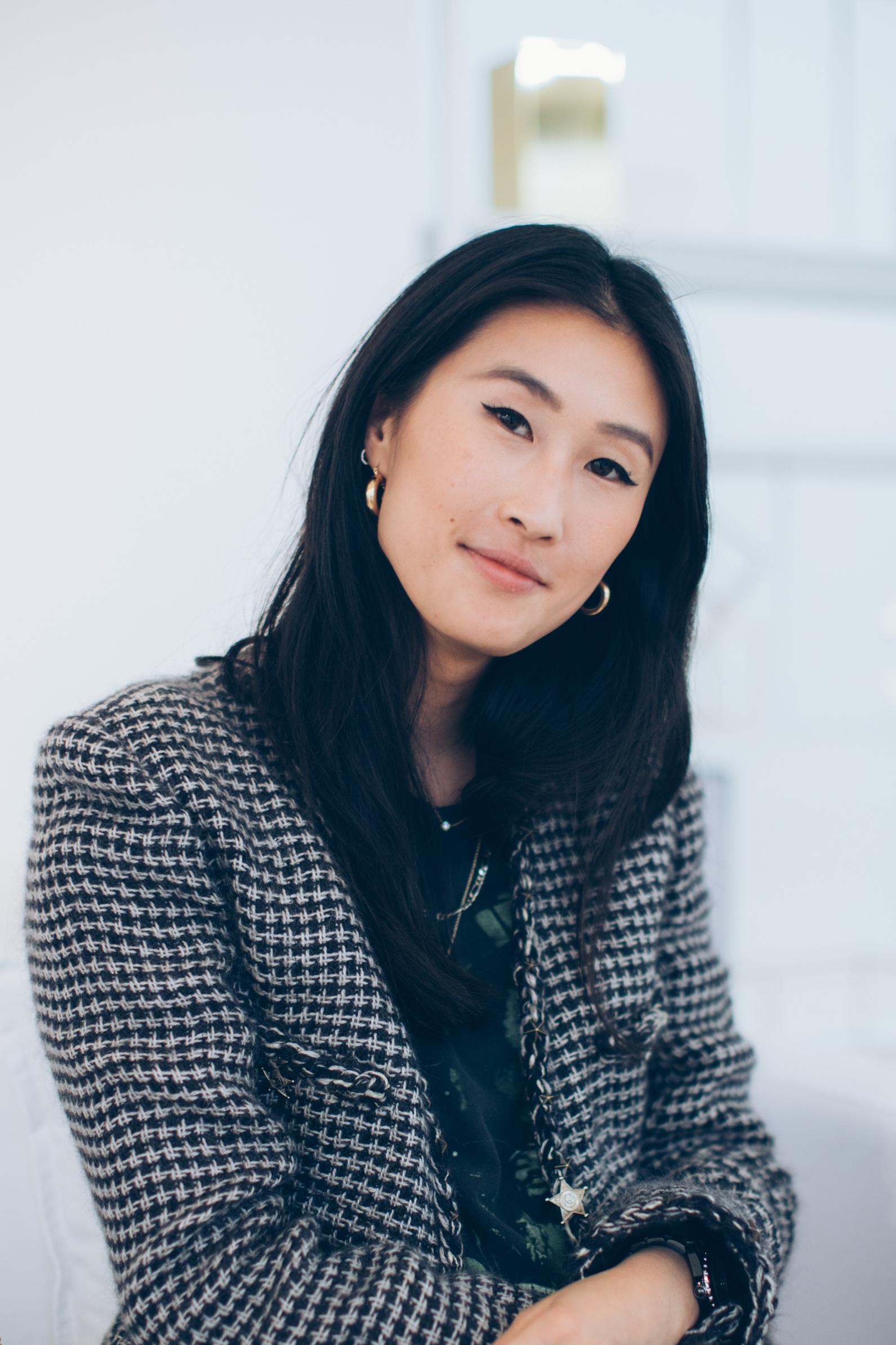 Justine Lee , Fashion Editor-at-Large, Tatler
