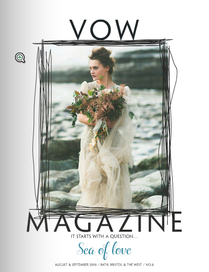 thairapy featured in VOW 2016 for Hermione Harbutt