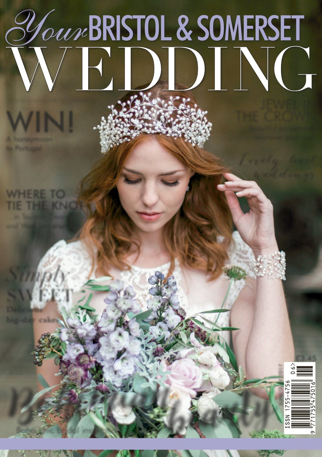 thairapy front page of B & S Wedding for Hermione Harbutt