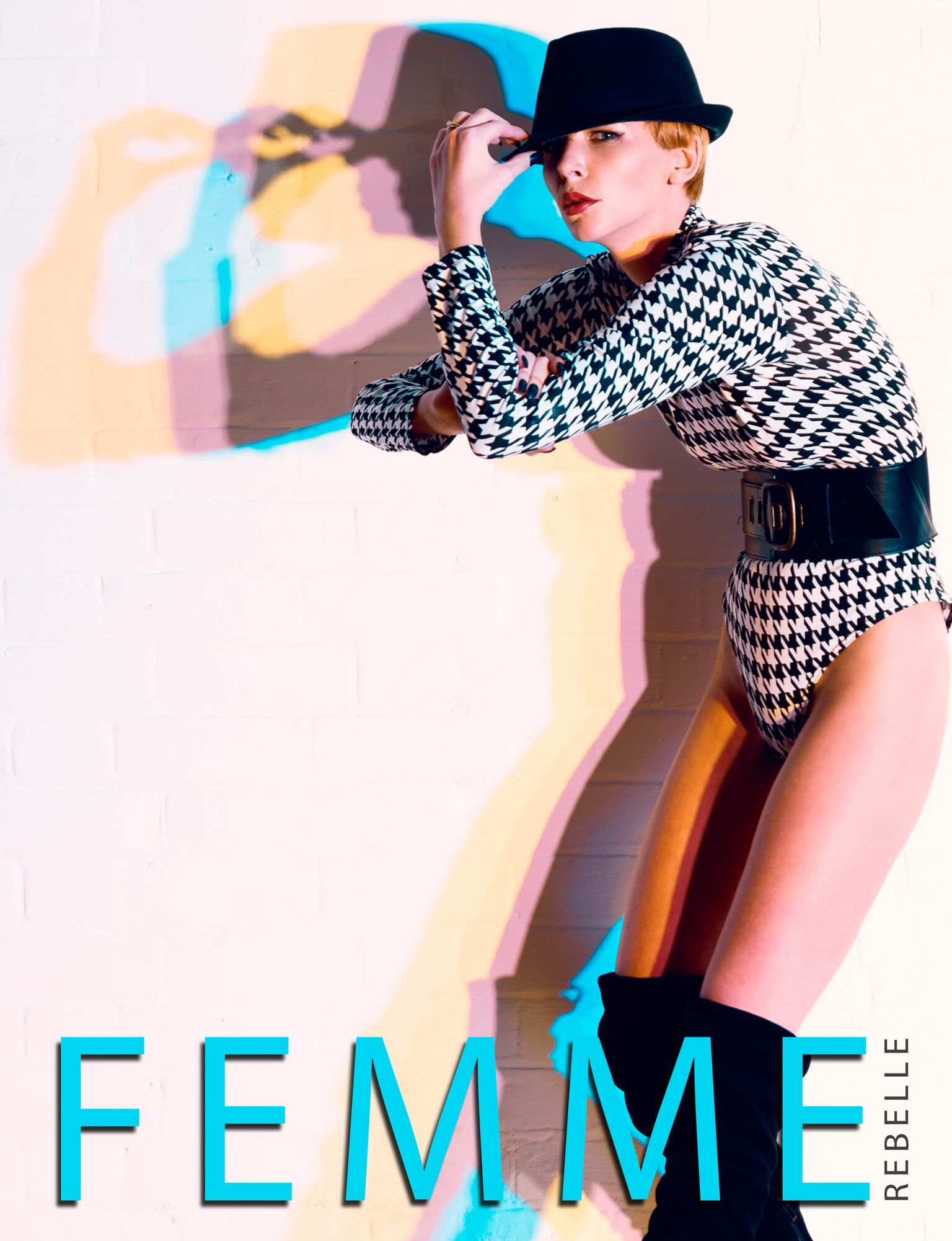 thairapy featured in Femme Rebelle 2018