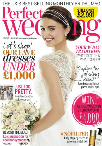 thairapy featured in Perfect Wedding 2015