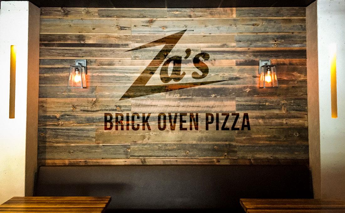 Za S Brick Oven Pizza