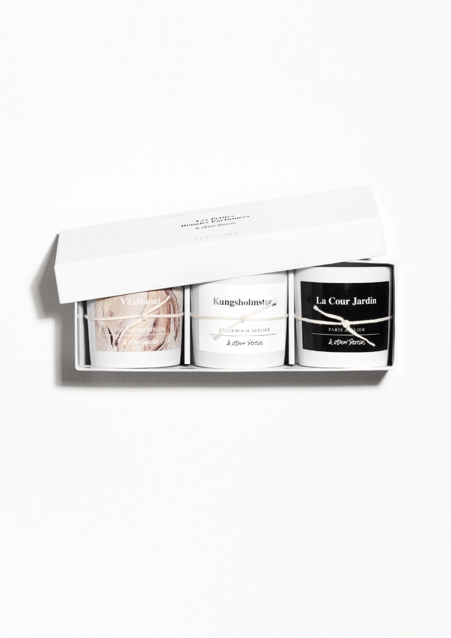 http://www.stories.com/gb/Beauty/Scented_candles/Fragrance_Candles_Set_Of_3/102190916-111848878.1