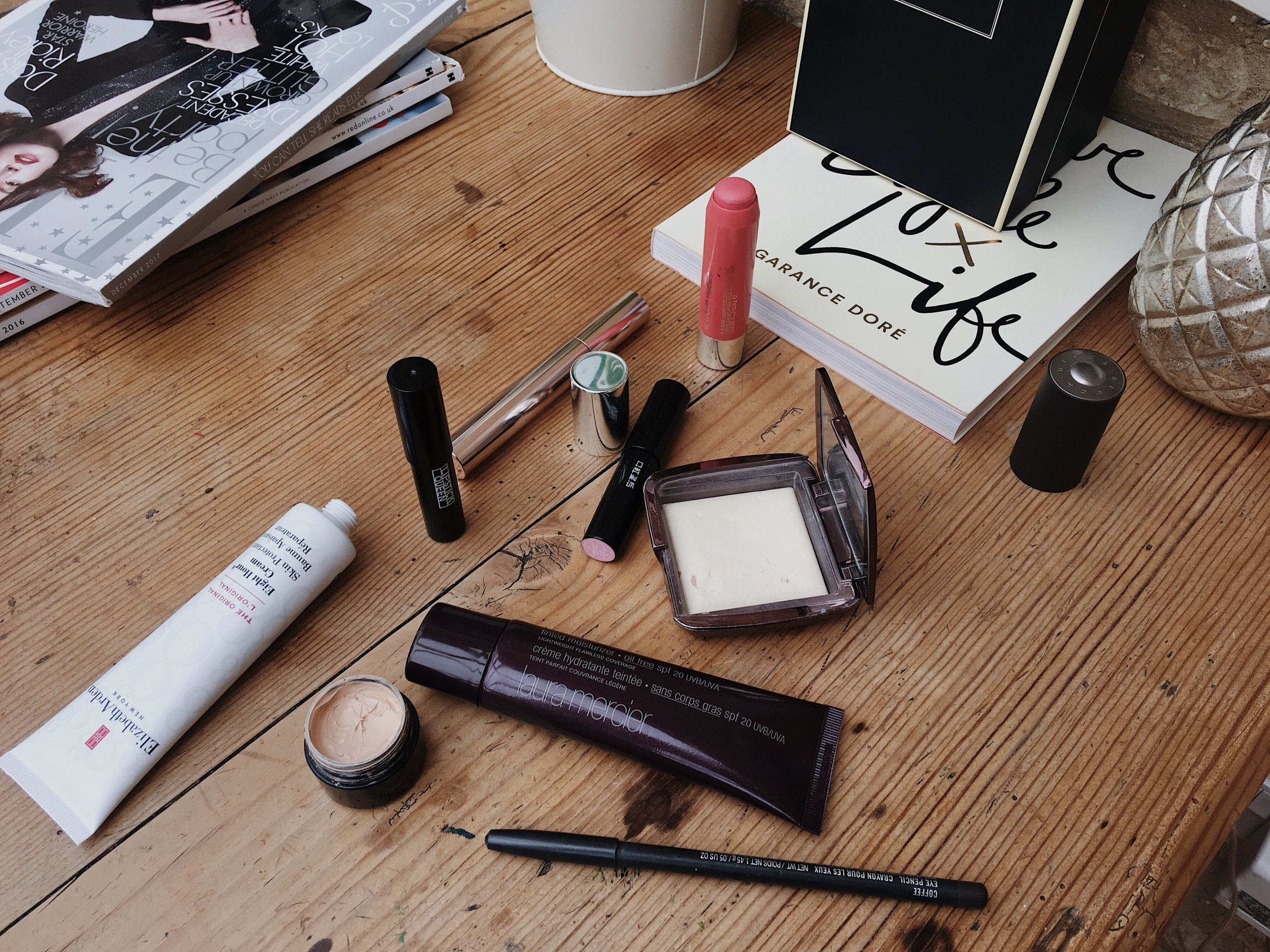 Multi-tasking beauty products