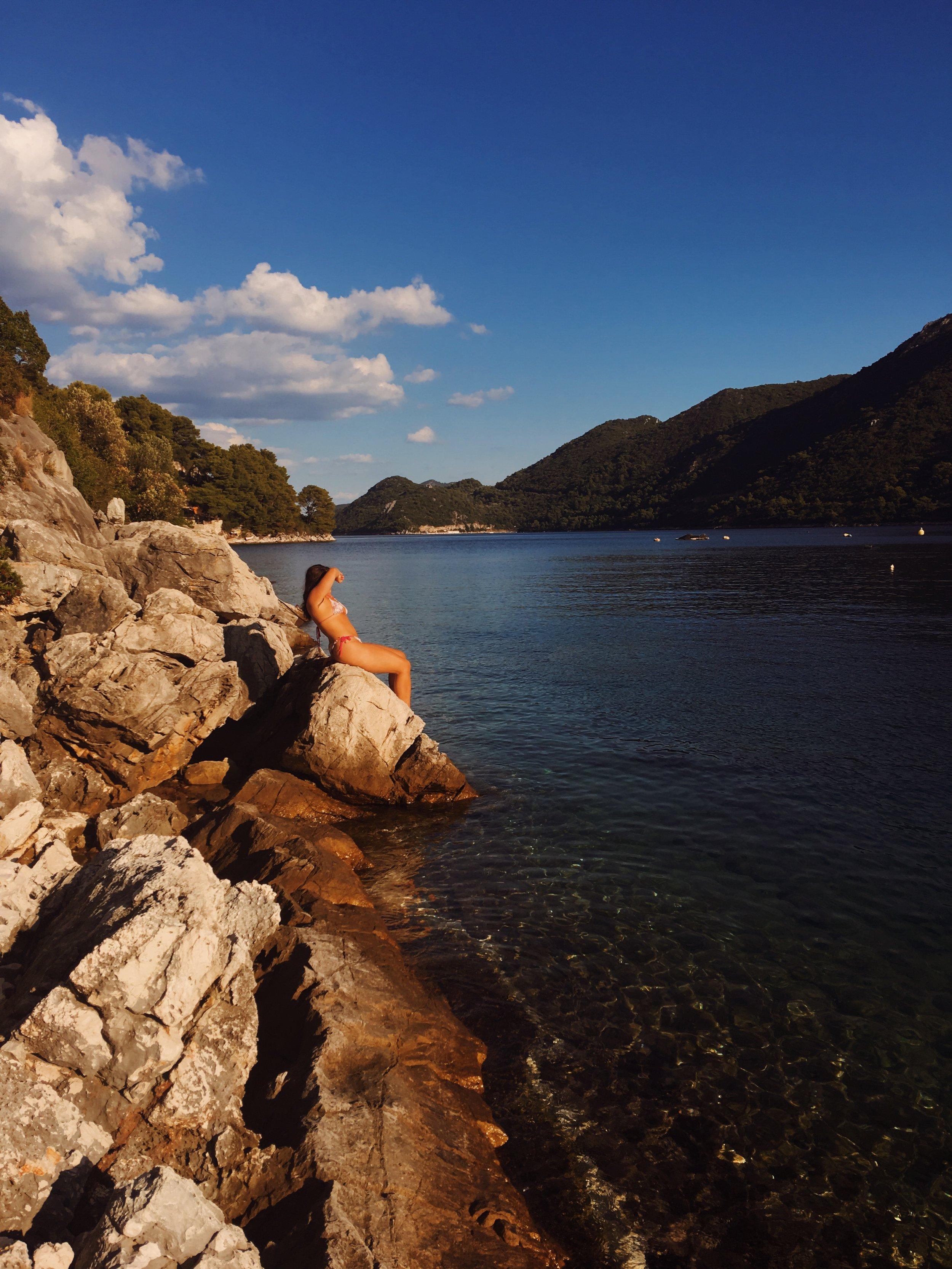 jasminehardingmakeup.com - a visual postcard from Croatia