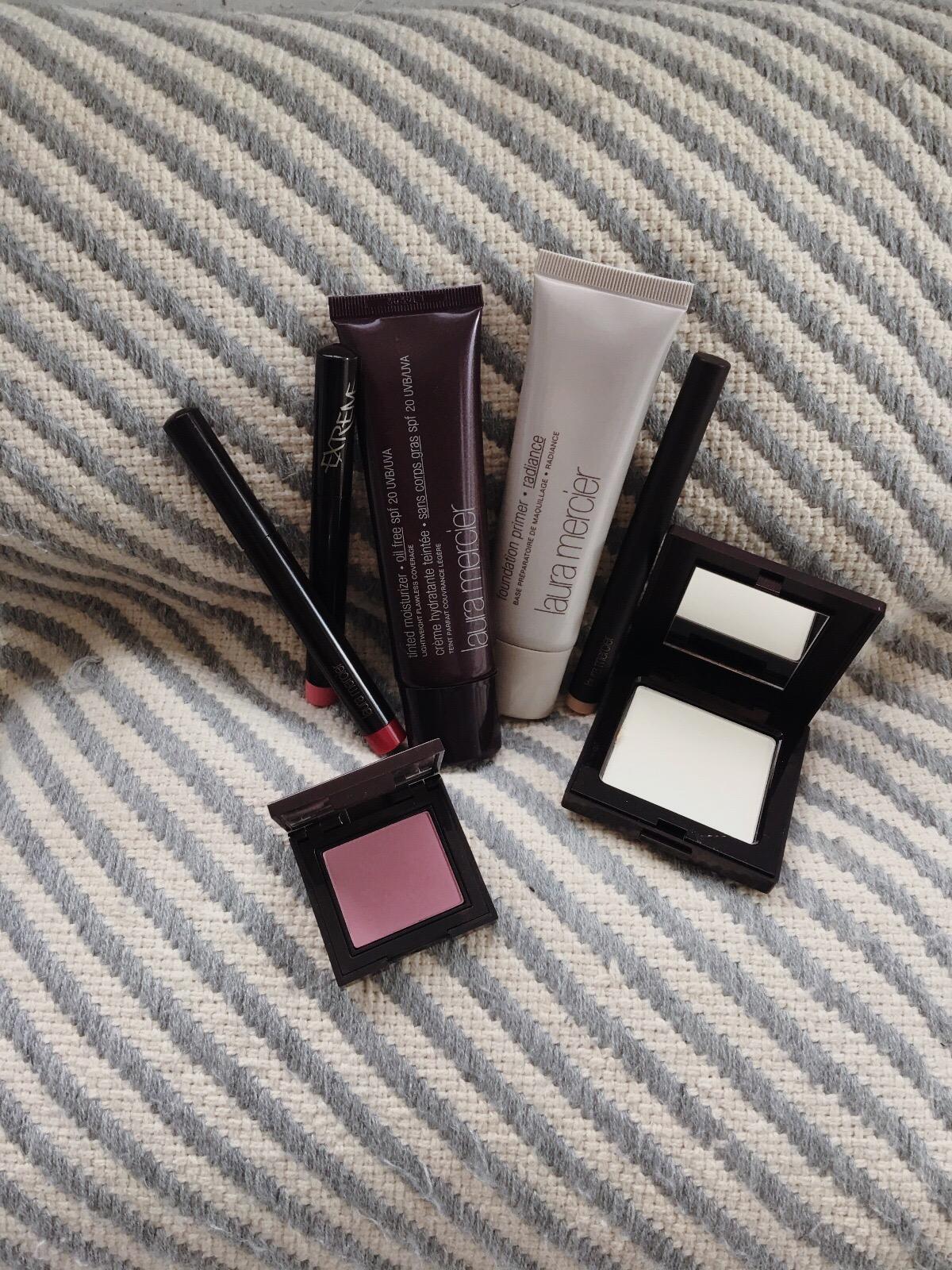 jasminehardingmakeup - laura mercier makeup review