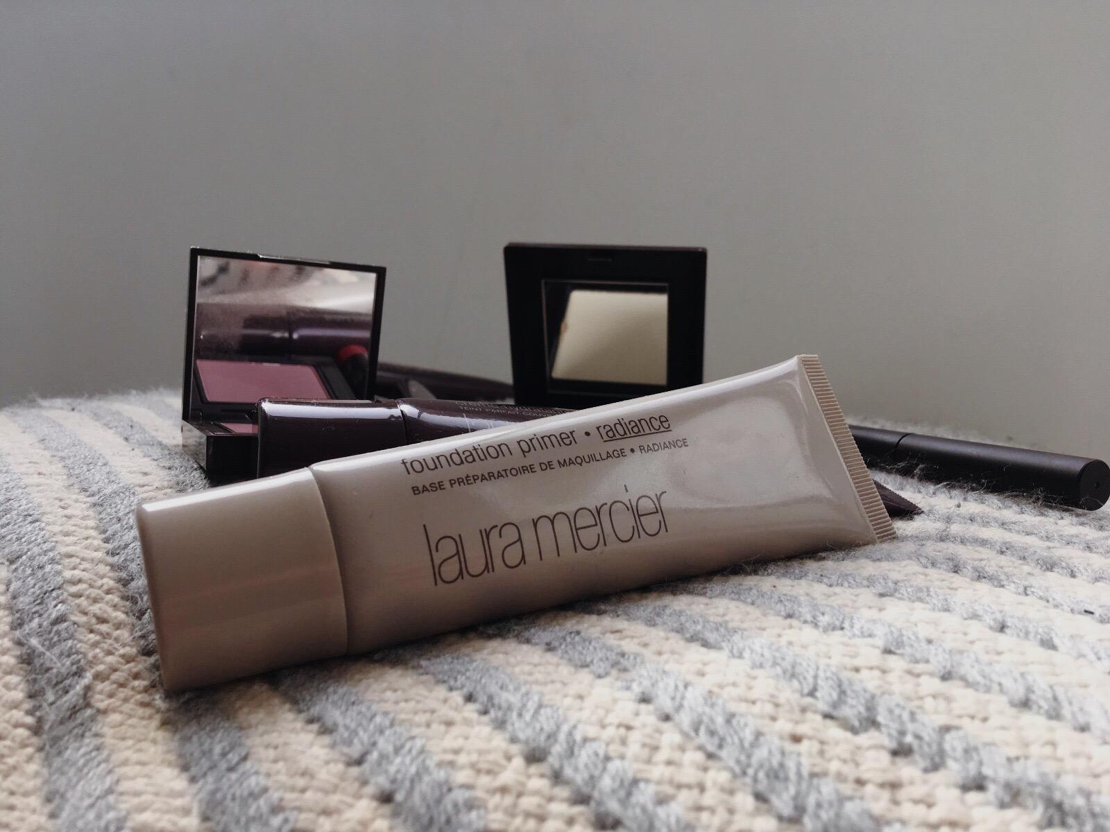 jasminehardingmakeup.com - glowing skin with laura mercier