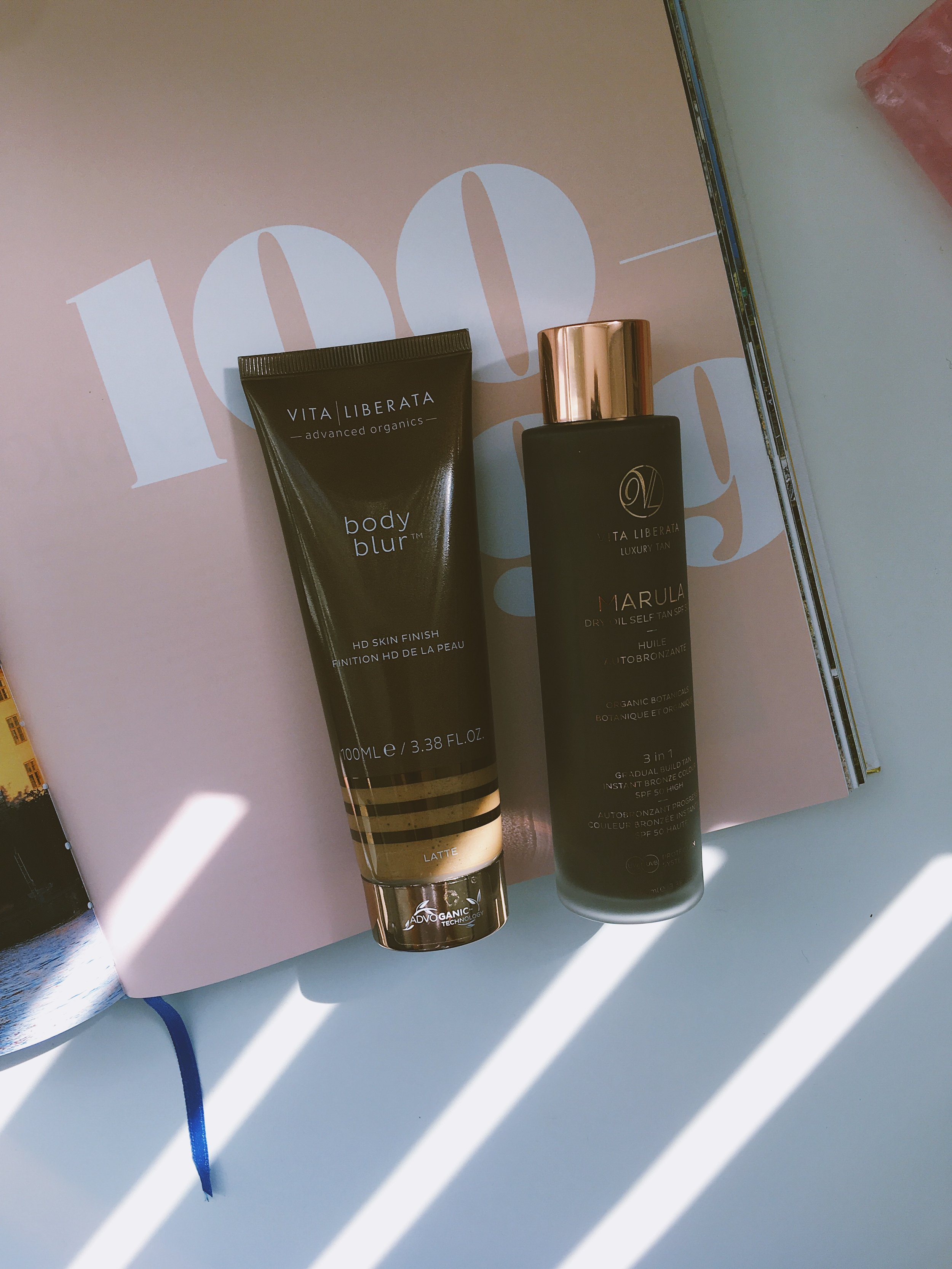 AMOUR OPHELIA - BEST SELF TANNERS