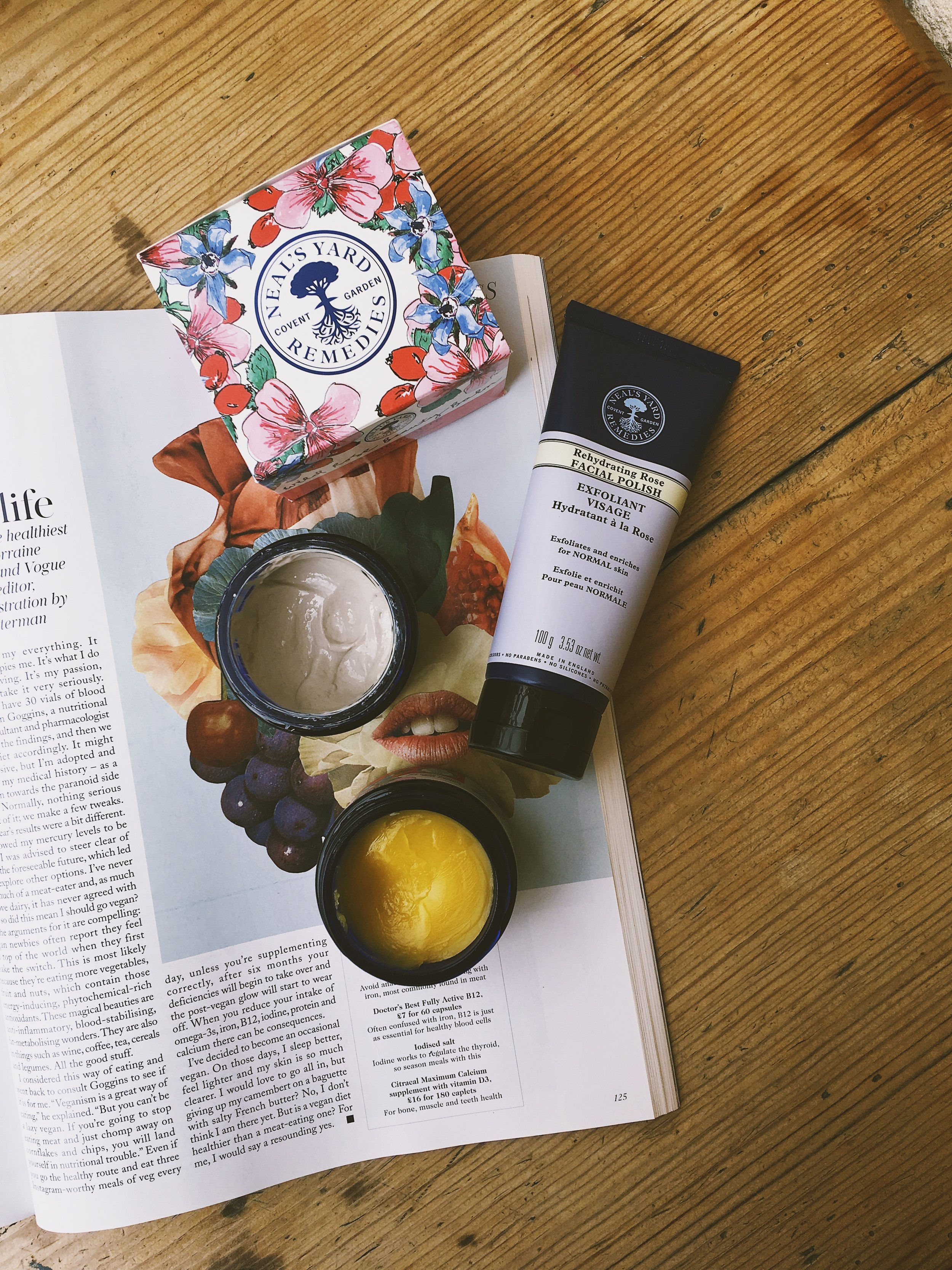 AMOUR OPHELIA - Best Skincare from Neals Yard