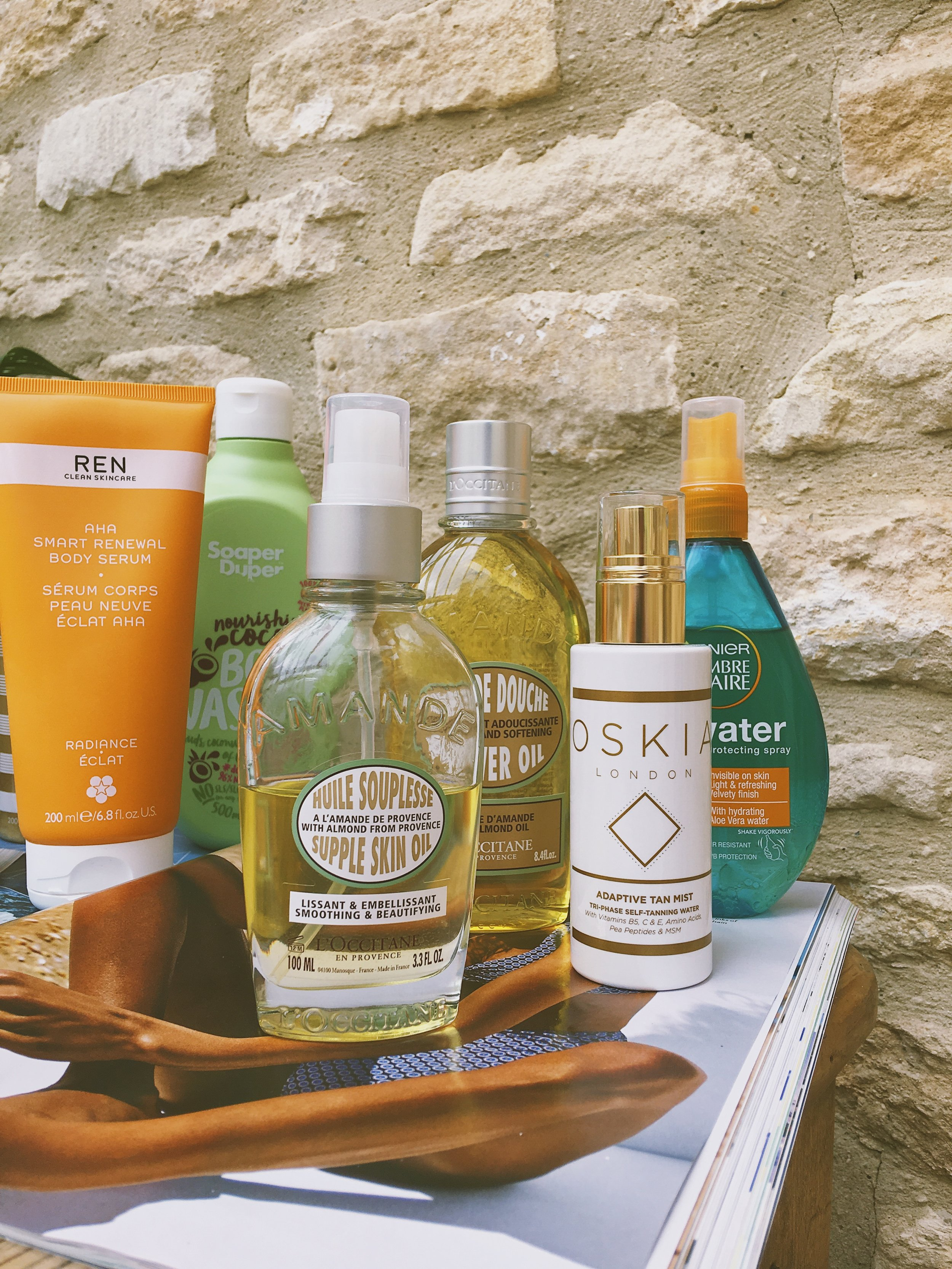 ULTIMATE SUMMER BODY CARE GUIDE