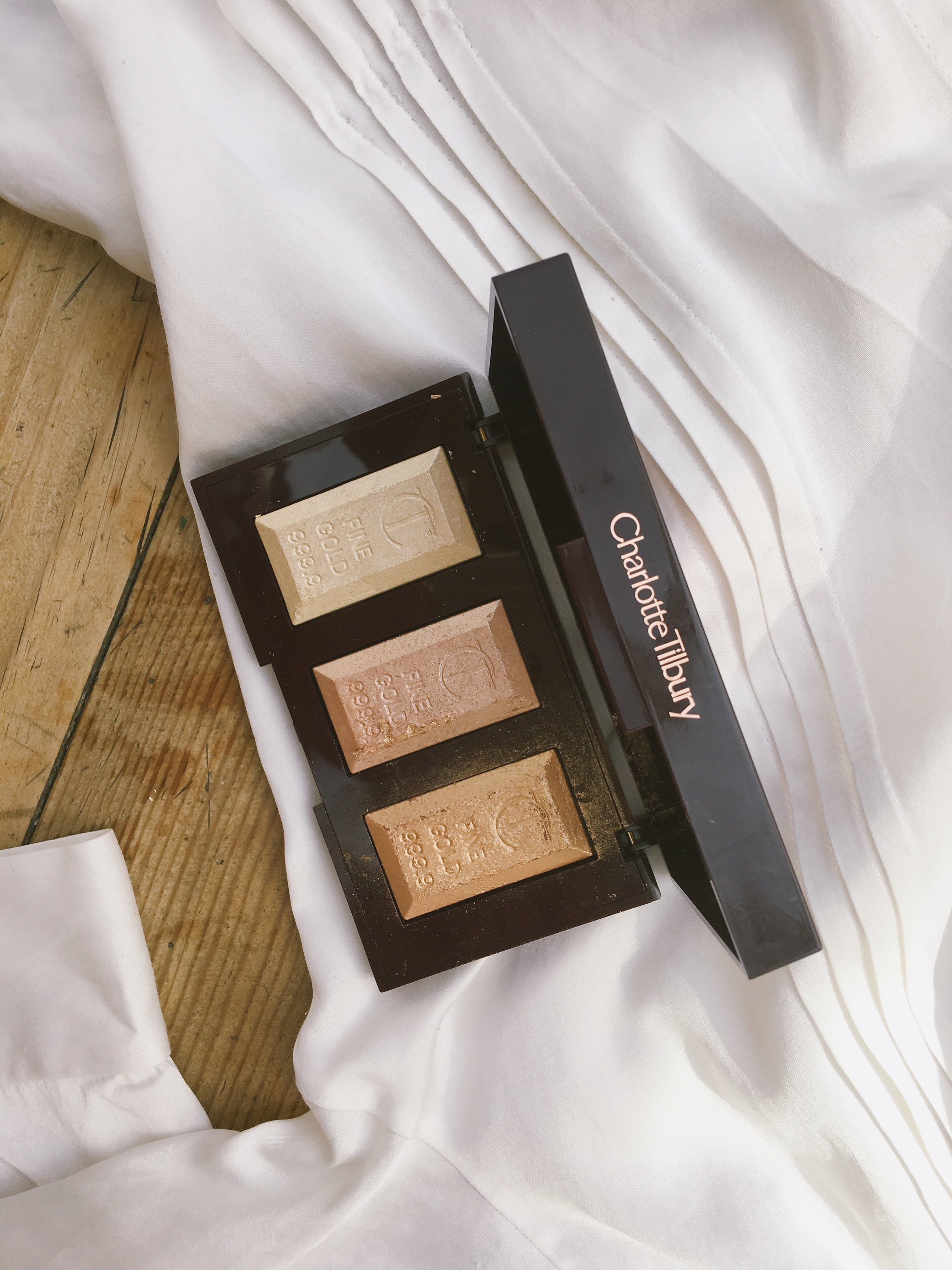 Charlotte Tilbury Highlighters Review