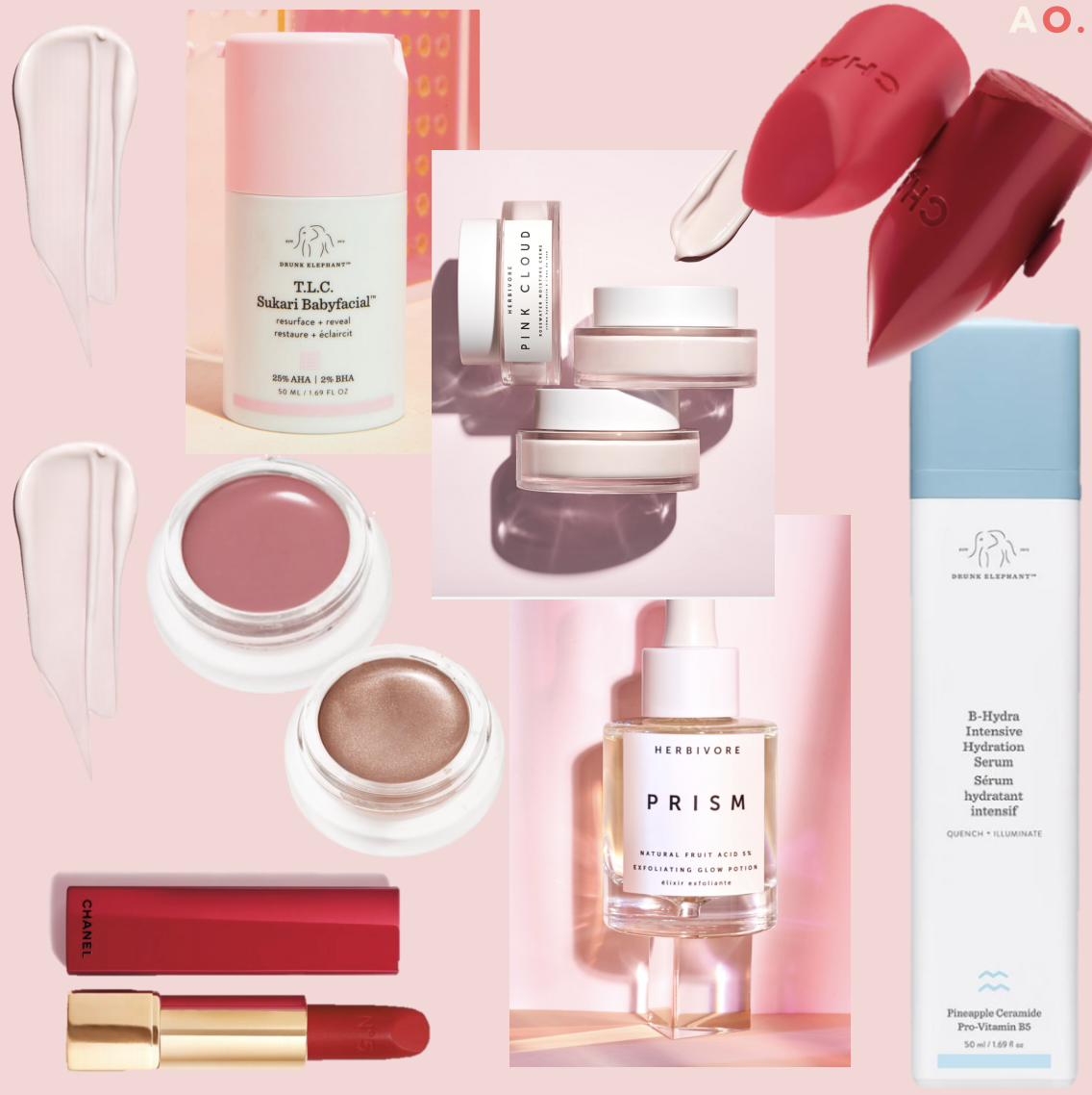 - A few new brands that have caused a storm in the beauty world and are taking over everyone's shelfie, the ultimate party red lipstick and some dreamy, beautifully buttery cream cheek products to keep makeup looking fresh and luminous this Winter. Here's what I'm currently lusting after in the beauty world…