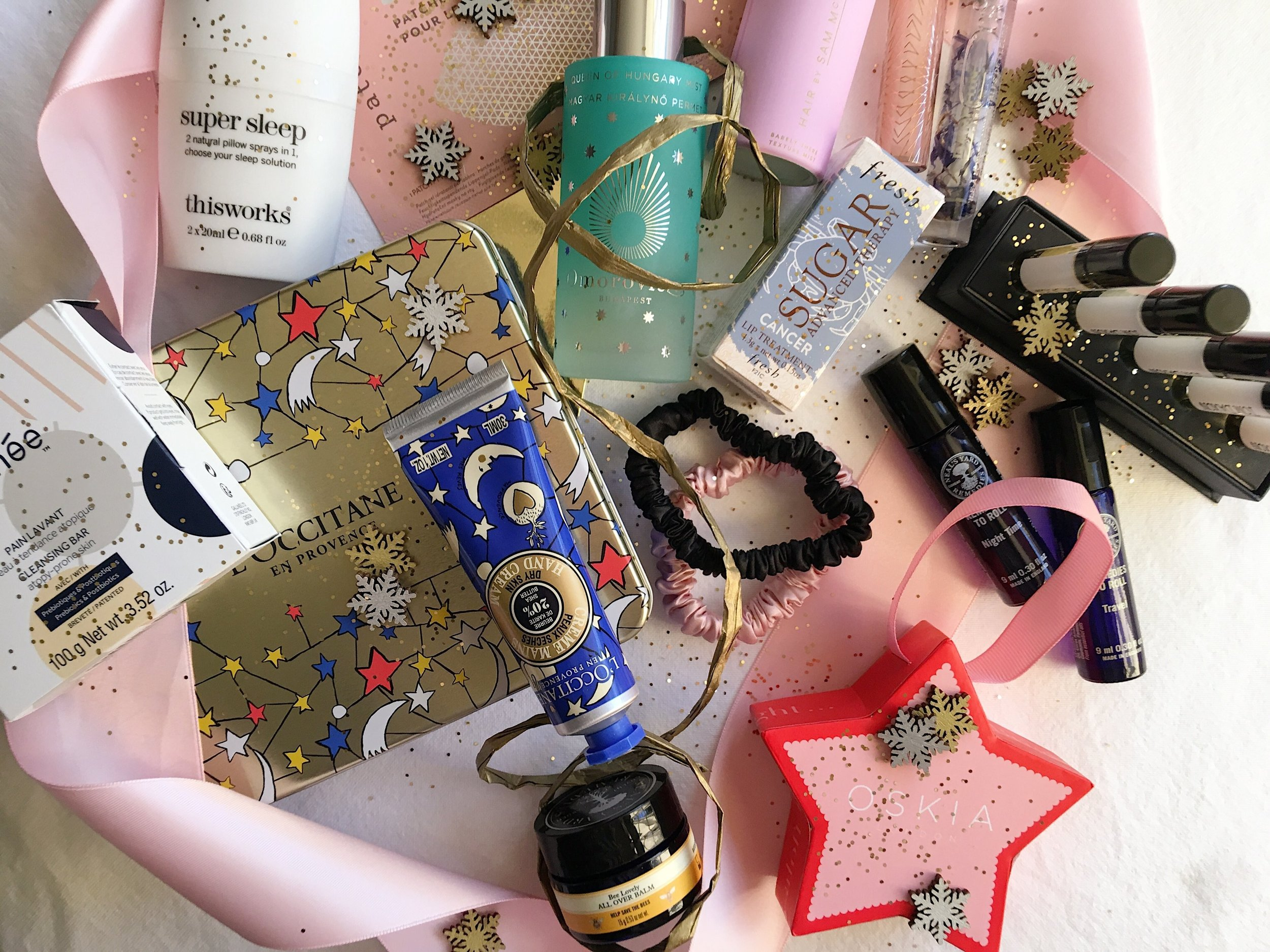 BEAUTY GIFT GUIDE | STOCKING FILLER