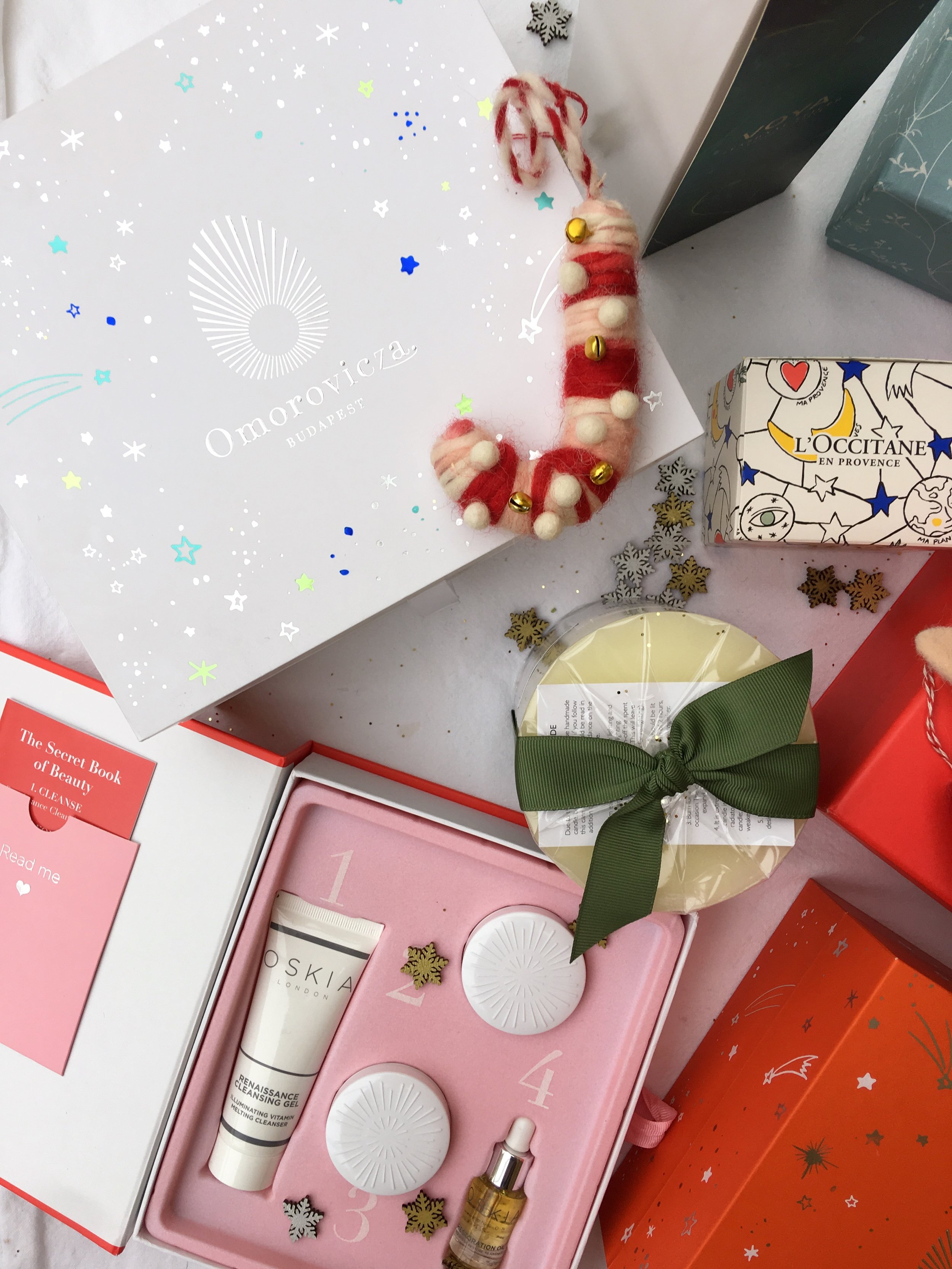 THE BEAUTY CHRISTMAS GIFT GUIDE - AMOUR OPHELIA
