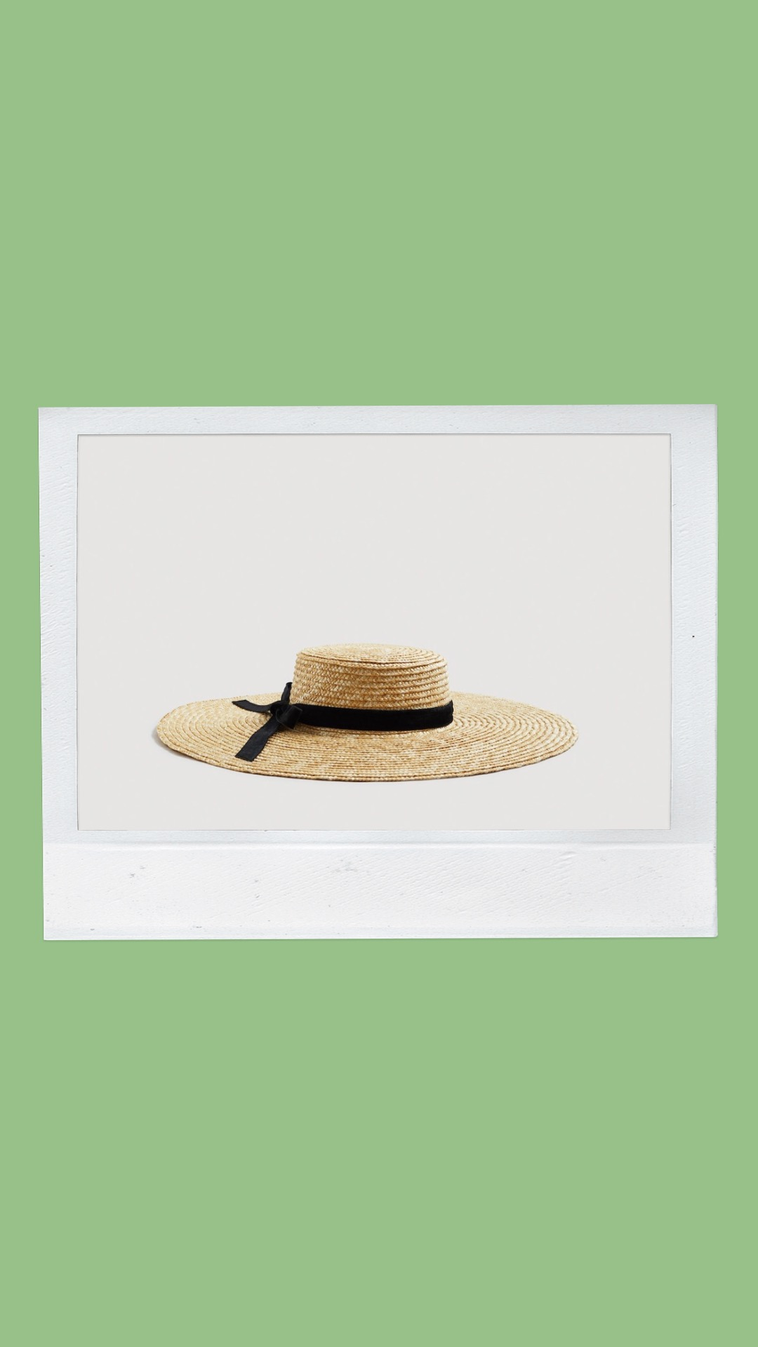 The Best Straw Hats for Summer - Amour Ophelia